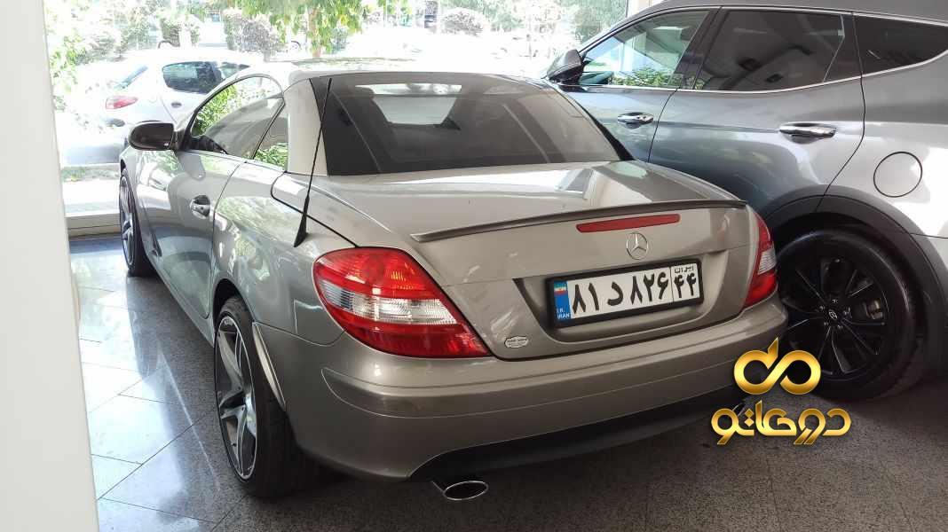 خرید خودرو بنز بنز SLK200 در البرز