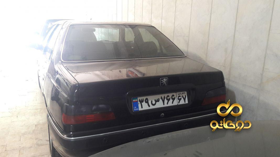 خرید خودرو  پارس ساده در اصفهان