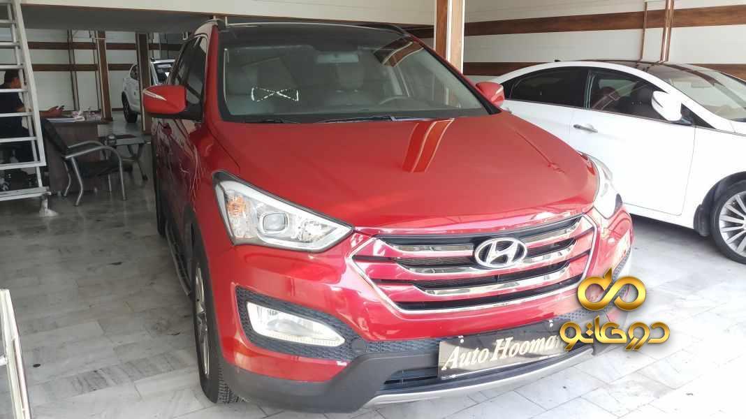 خرید خودرو  سانتافه MPI در البرز