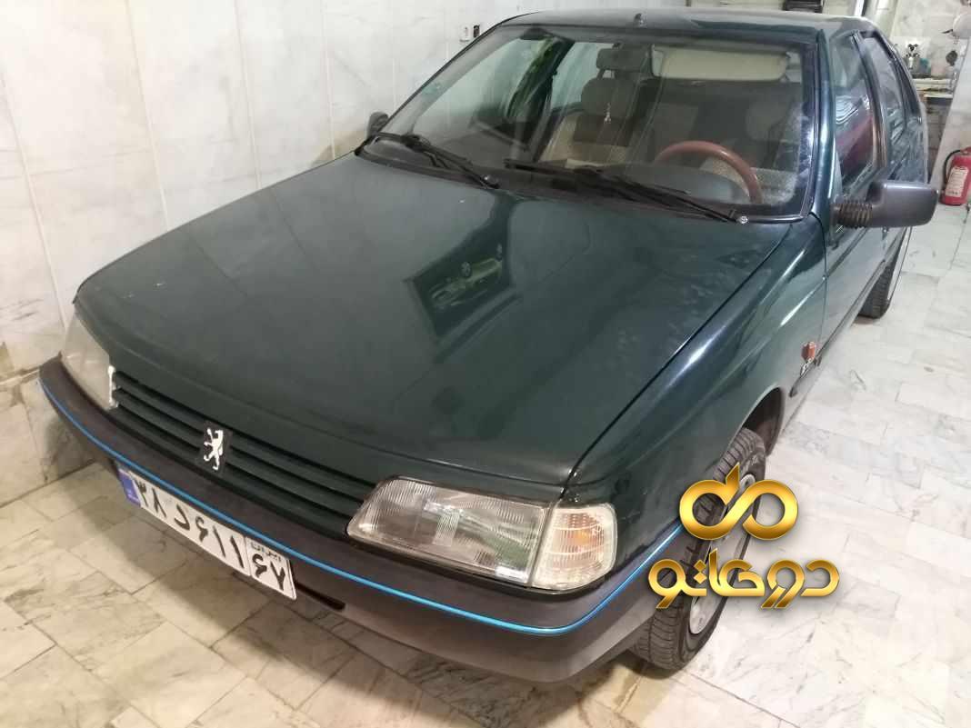 خرید خودرو  RD در اصفهان