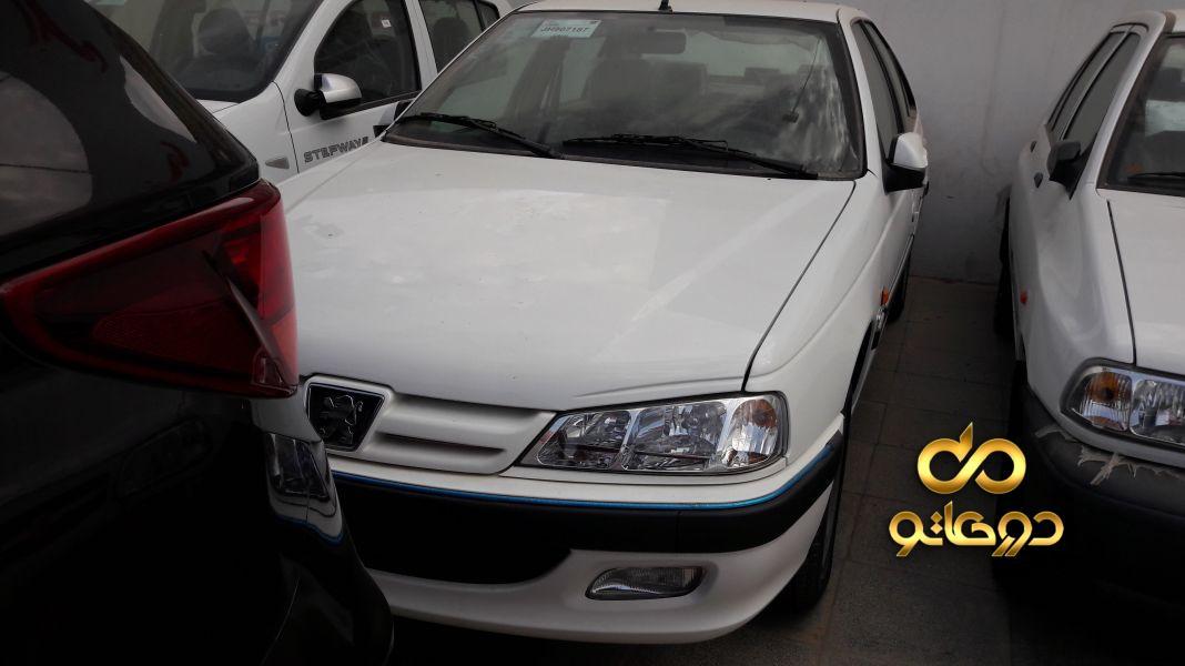 خرید خودرو پژو پارس دوگانه سوز در اصفهان