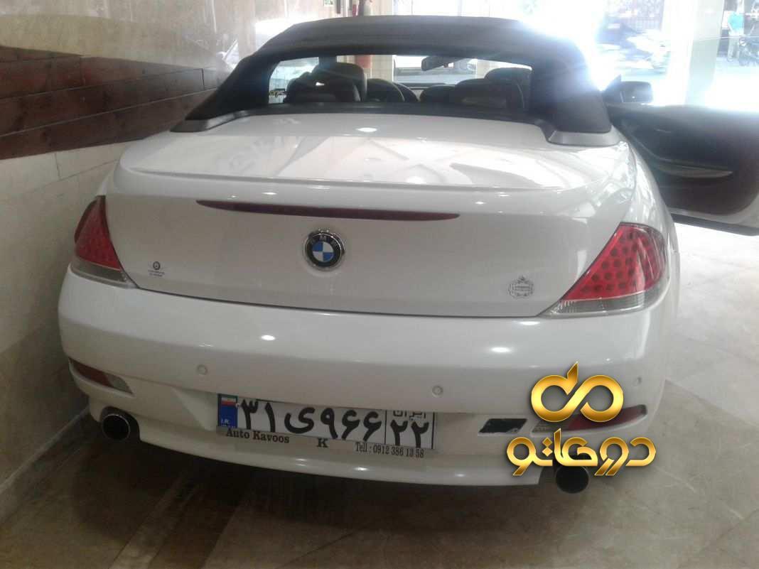 خرید خودرو  630i کروک در تهران