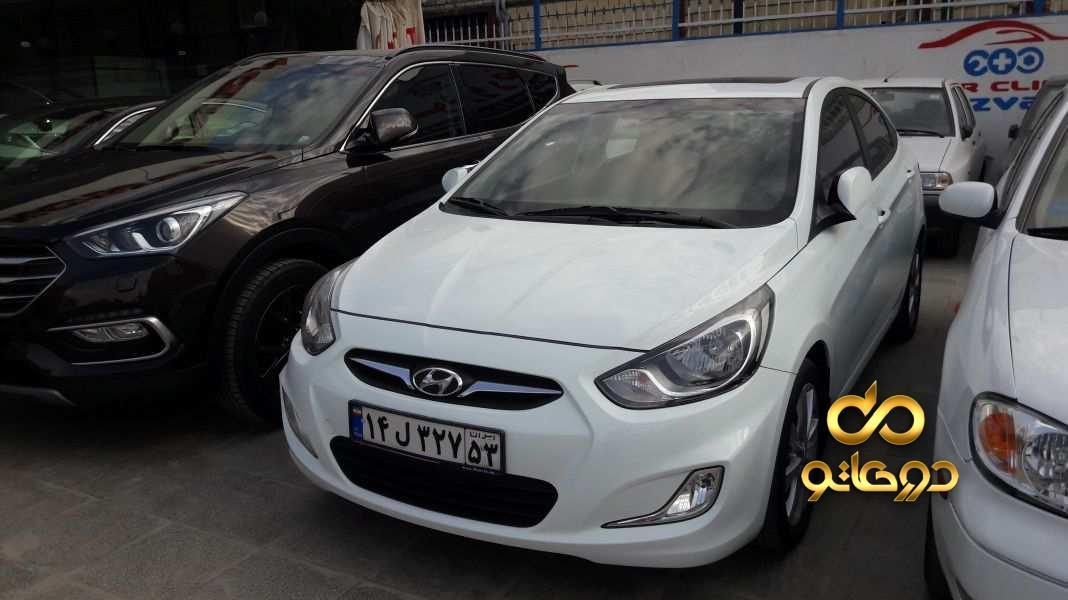 خرید خودرو  اکسنت موتور معمولی در اصفهان