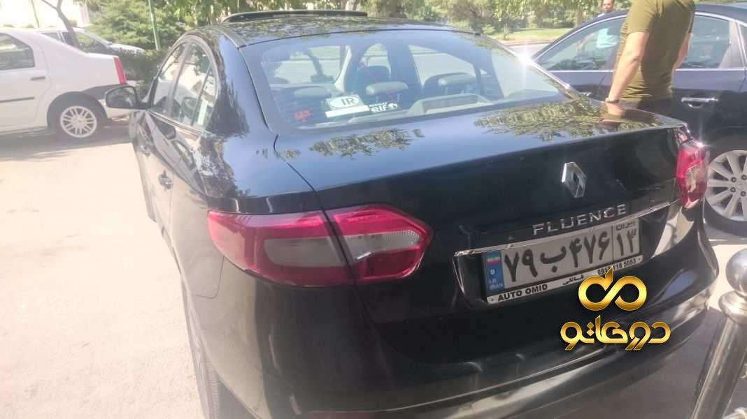 خرید خودرو  فلوئنس E2 در اصفهان