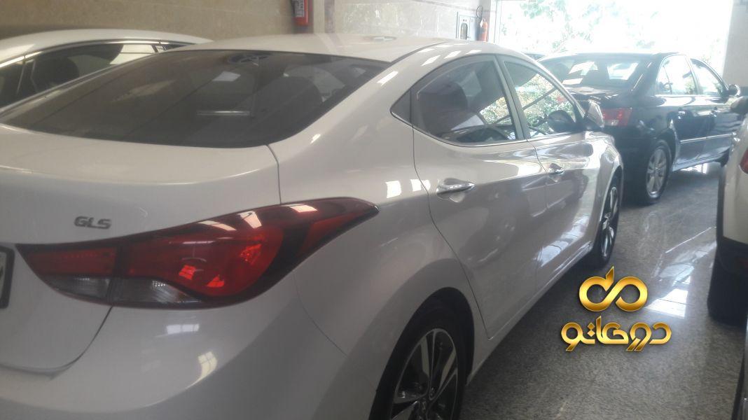 خرید خودرو  النترا 1800 در اصفهان