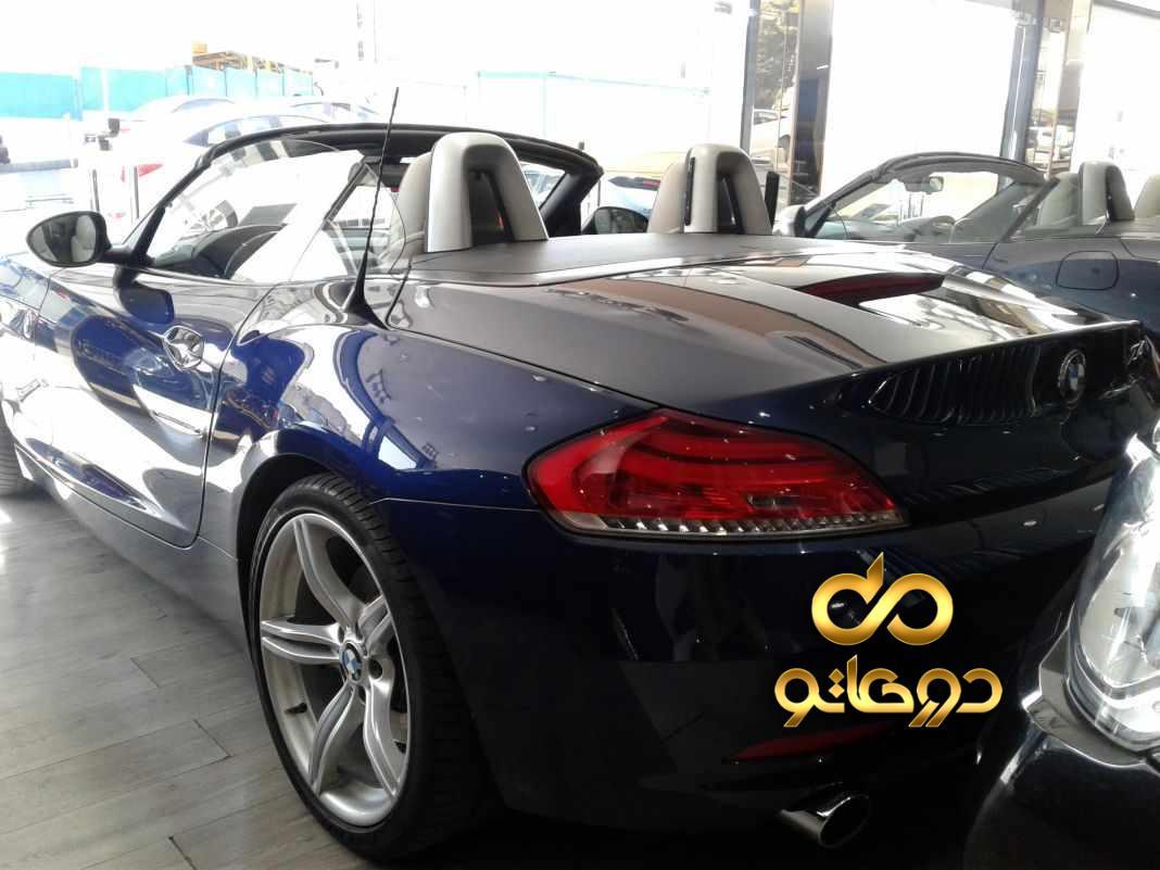 خرید خودرو بی ام  و Z4 35 در تهران