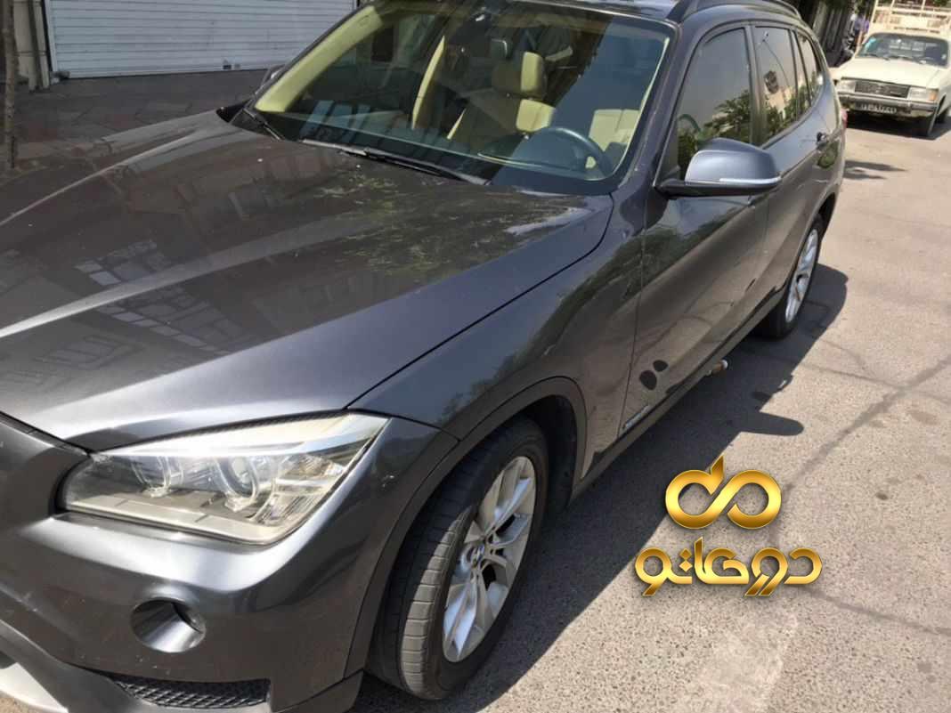خرید خودرو بی ام  و X1 18 در تهران