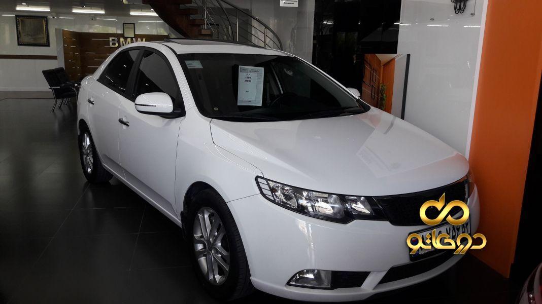 خرید خودرو کیا سراتو 2000 آپشنال (مونتاژ) در اصفهان