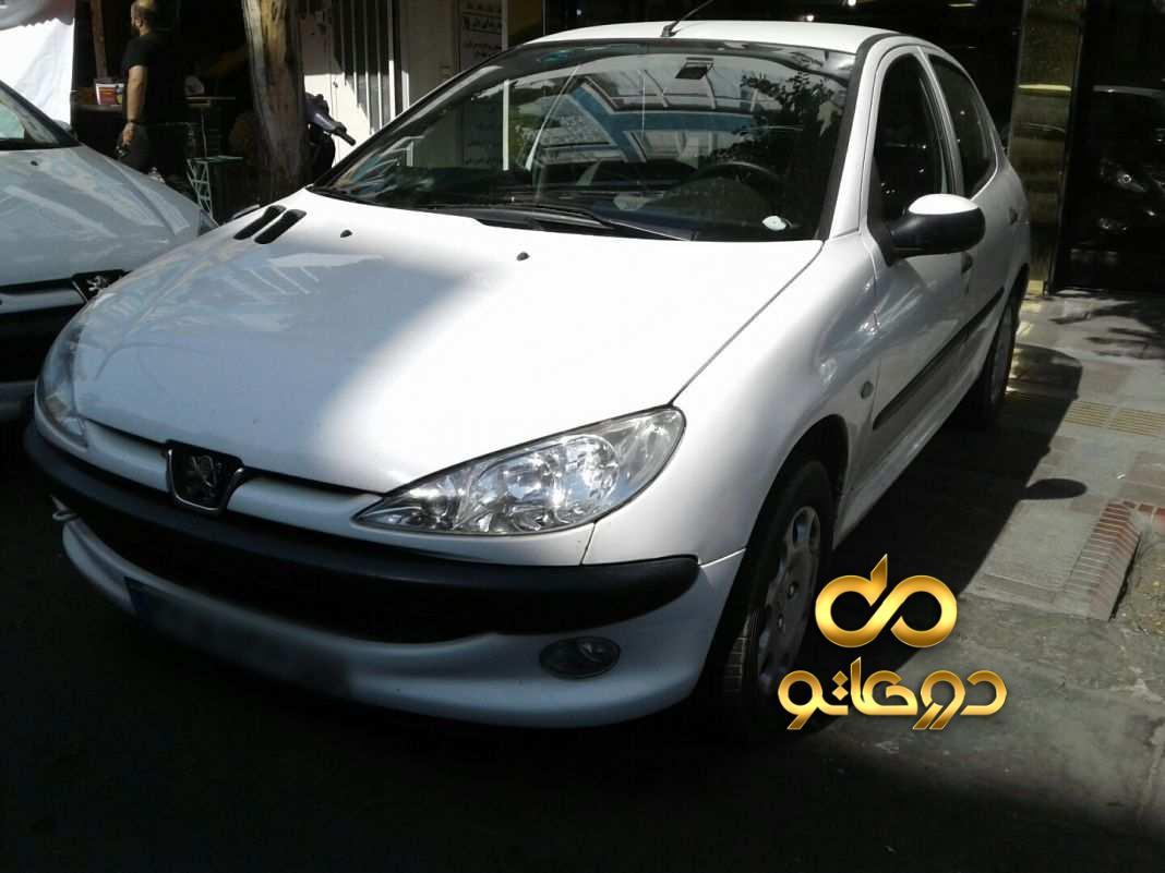 خرید خودرو پژو 206 تیپ 5 در تهران