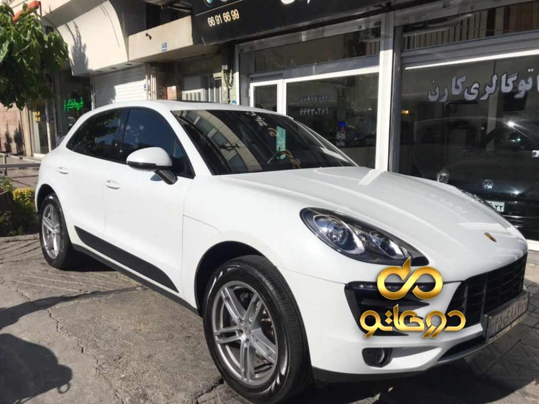 خرید خودرو پورشه ماکان در تهران