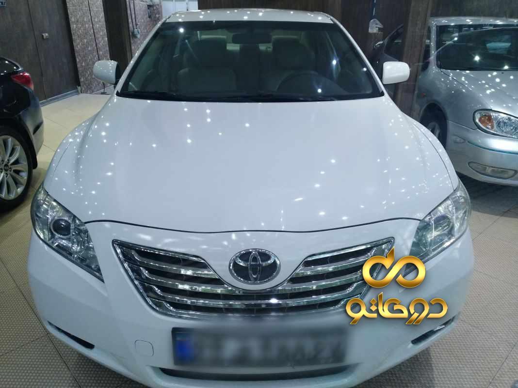خرید خودرو تویوتا کمری GL در اصفهان