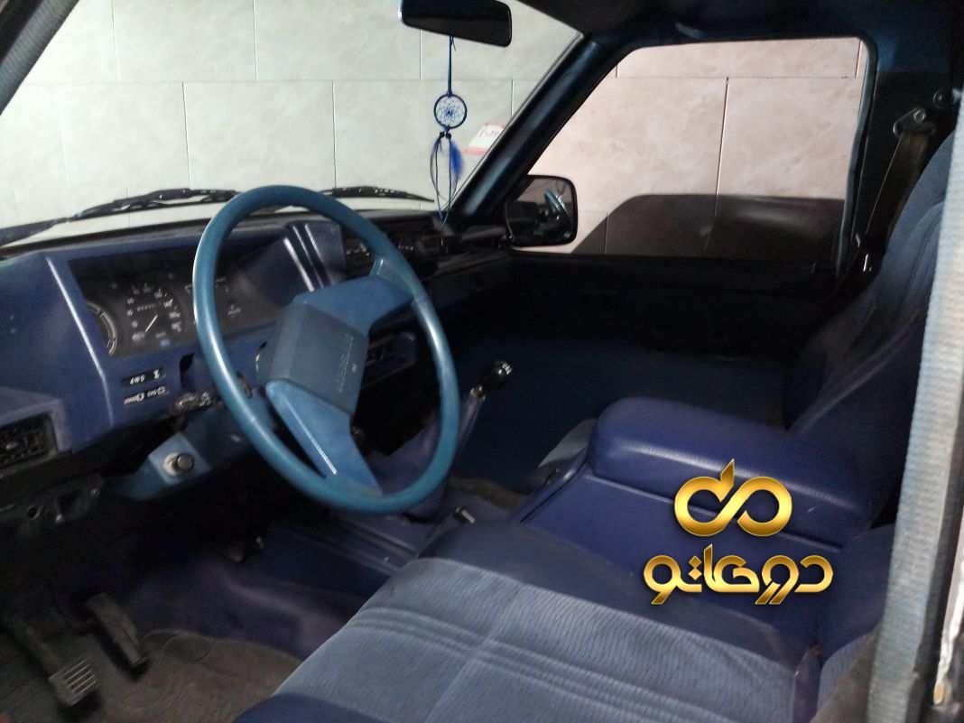 خرید خودرو  پاترول چهار درب 4 سیلندر در البرز