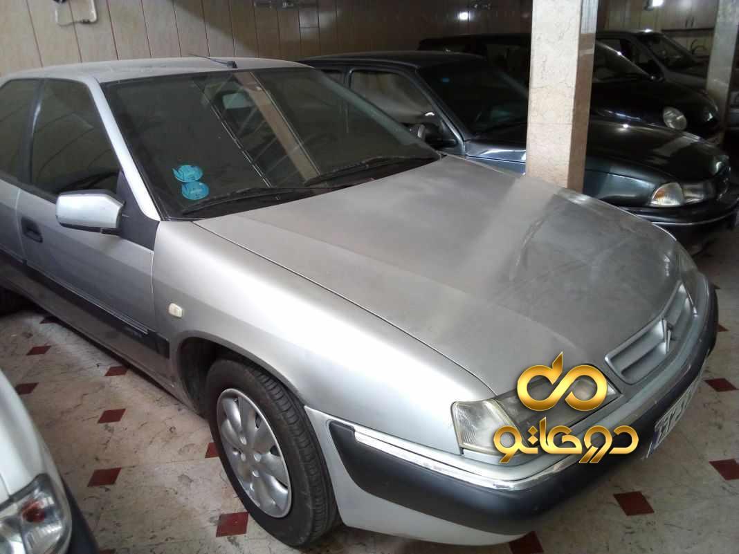 خرید خودرو  زانتیا X 2000 در تهران