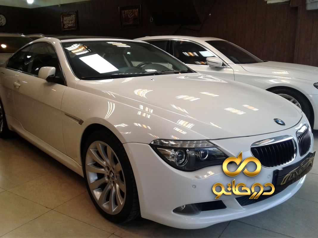 خرید خودرو بی ام  و 630i کوپه در تهران
