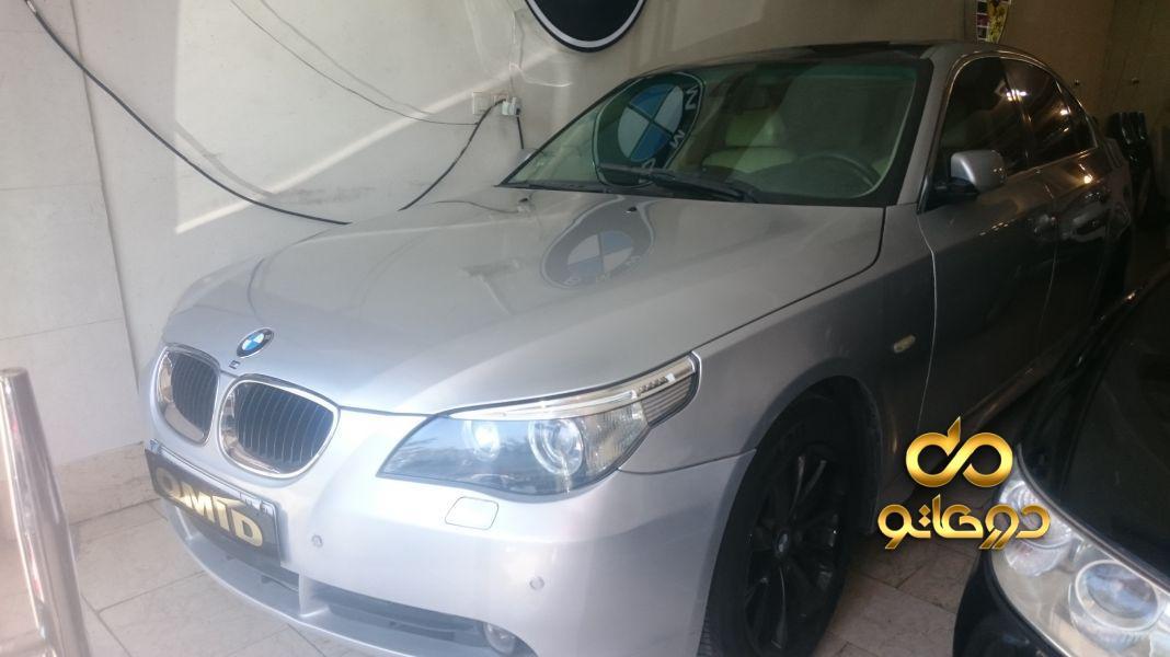 خرید خودرو بی ام  و 530i در اصفهان