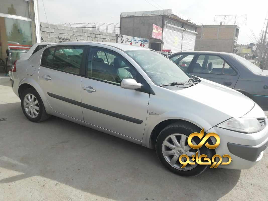 خرید خودرو  مگان وارداتی 2000 در تهران