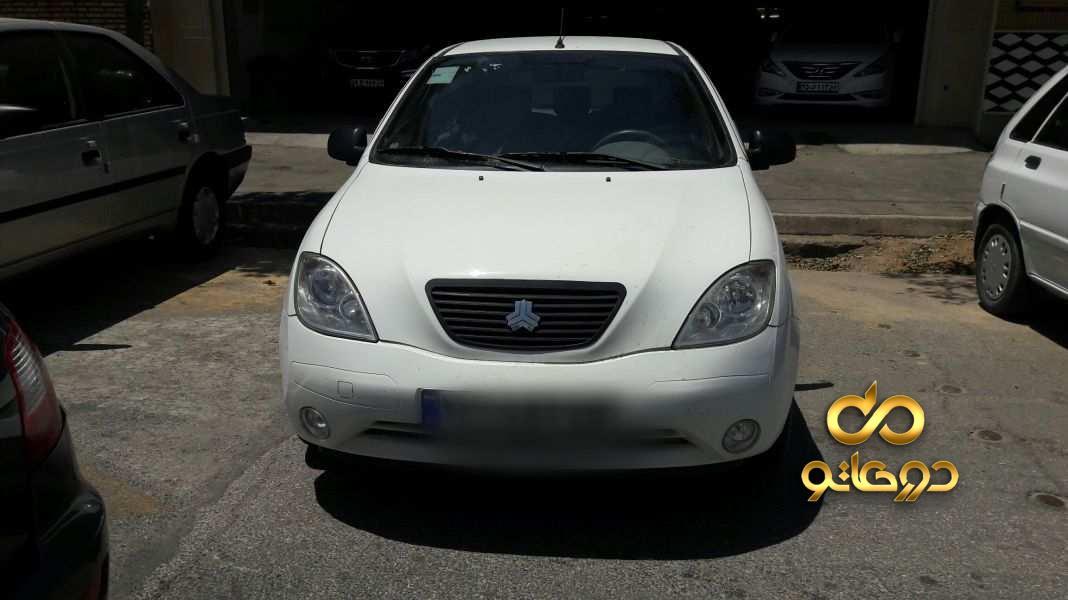 خرید خودرو تیبا هاچ بک EX در اصفهان