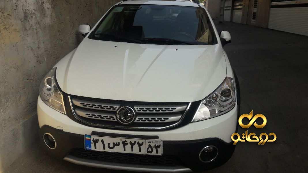 خرید خودرو دانگ فنگ H30 CROSS اتوماتیک در اصفهان