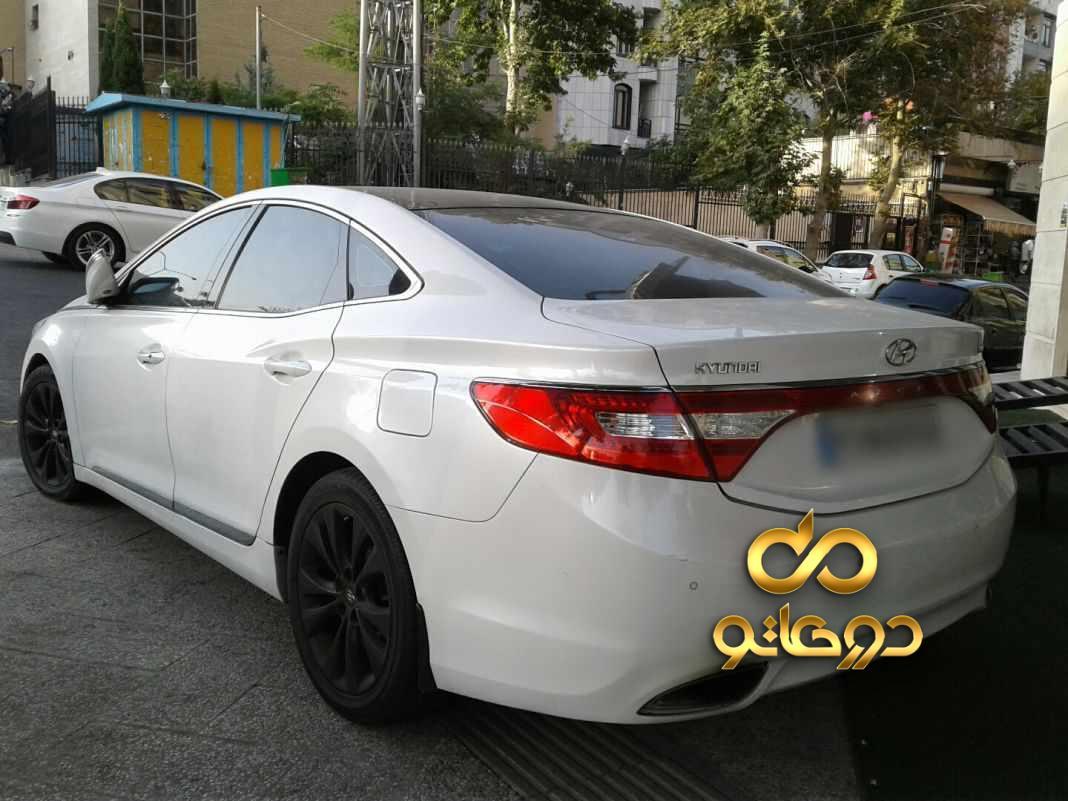 خرید خودرو  آزرا در تهران