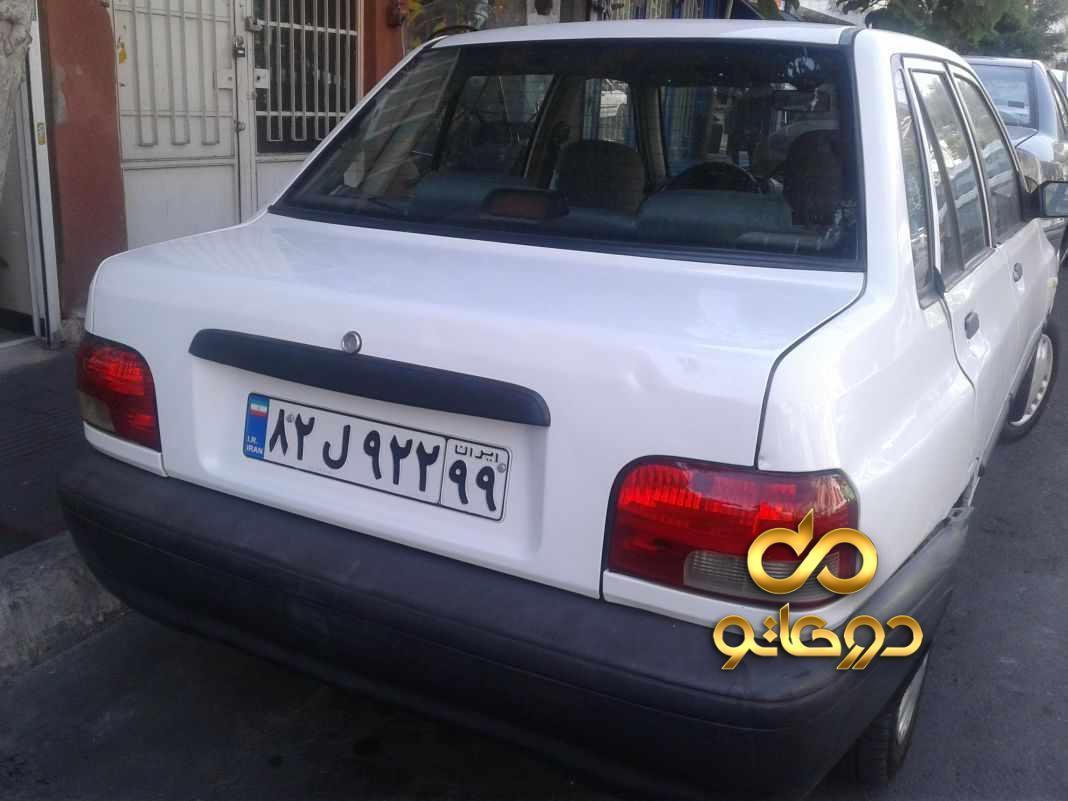 خرید خودرو  صندوق دار در تهران