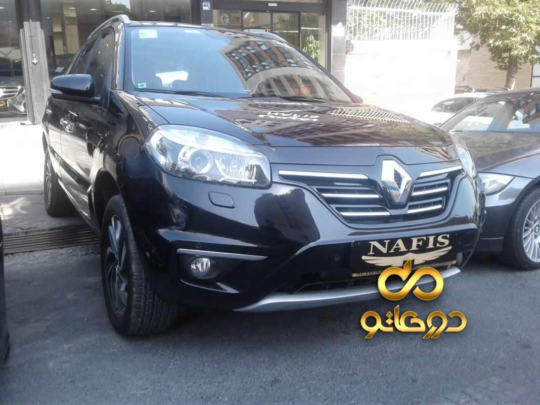 خرید خودرو رنو کولئوس در تهران