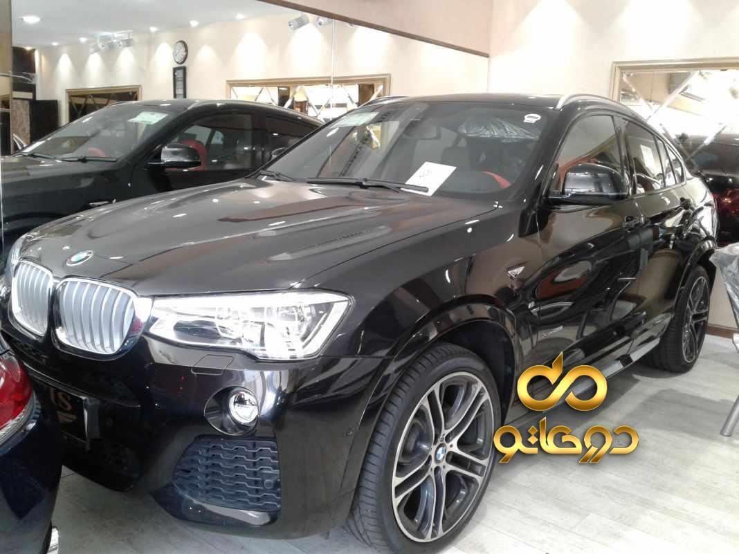 خرید خودرو بی ام  و X4 28 در تهران