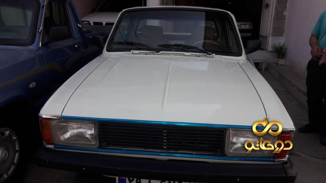 خرید خودرو پیکان وانت پیکان دوگانه سوز در اصفهان