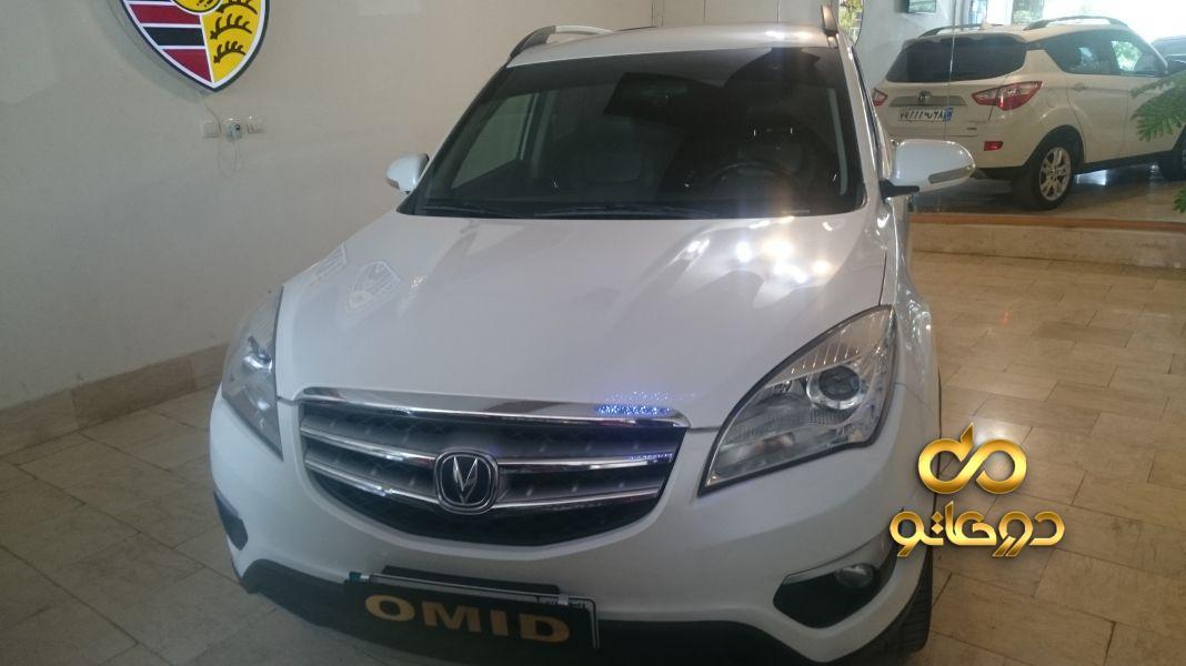 خرید خودرو چانگان CS 35 در اصفهان
