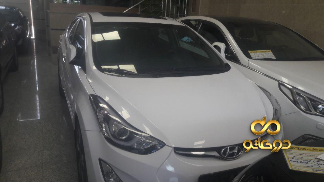 خرید خودرو هیوندای النترا 1800 در اصفهان