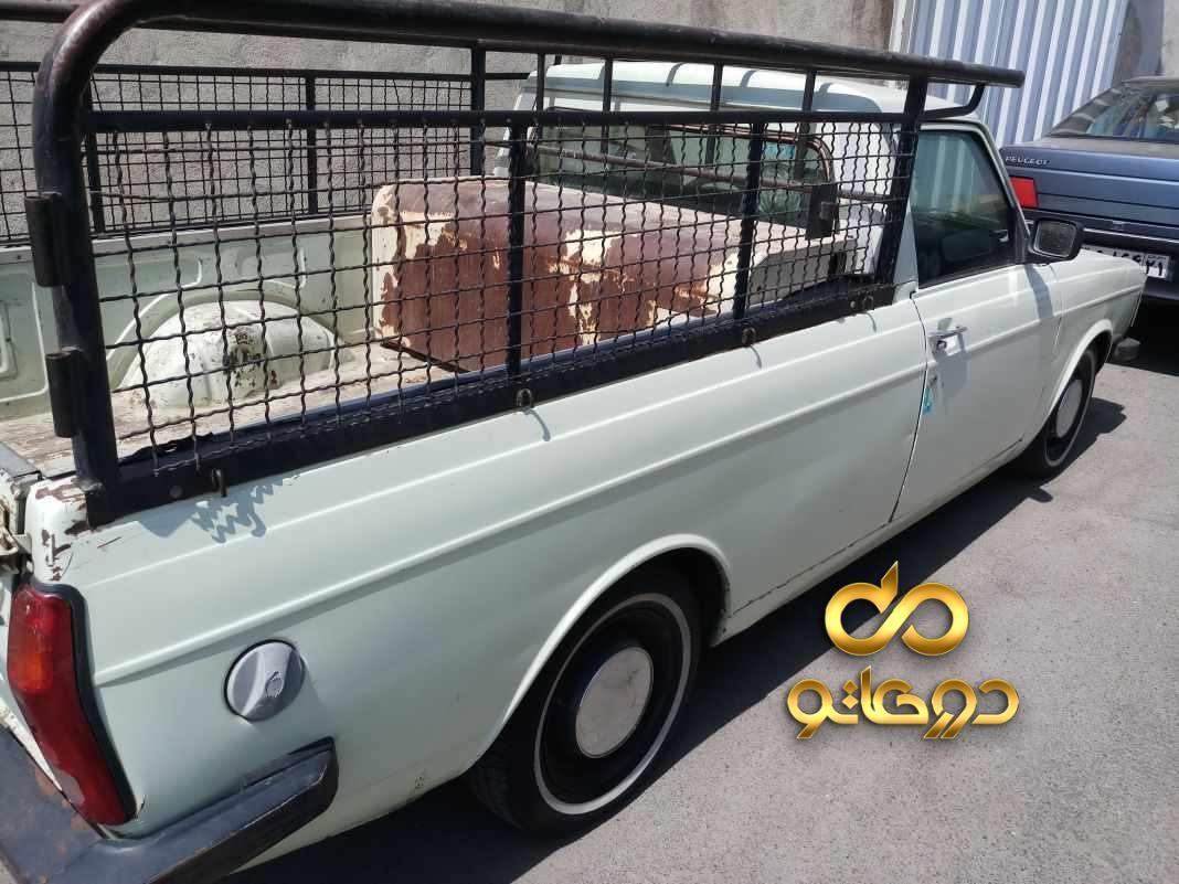 خرید خودرو  وانت پیکان دوگانه سوز در البرز