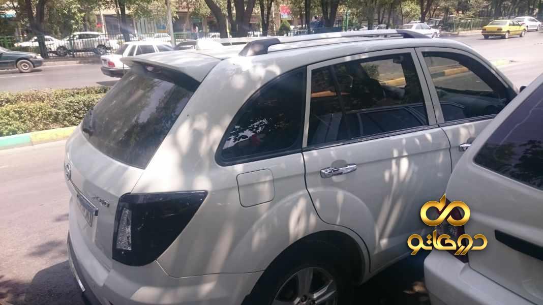 خرید خودرو  X60 اتوماتیک در اصفهان
