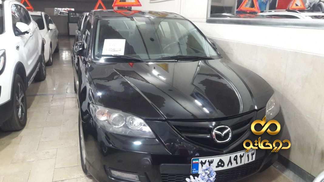 خرید خودرو مزدا مزدا 3 - 2000 صندوق دار تیپ 2 در اصفهان