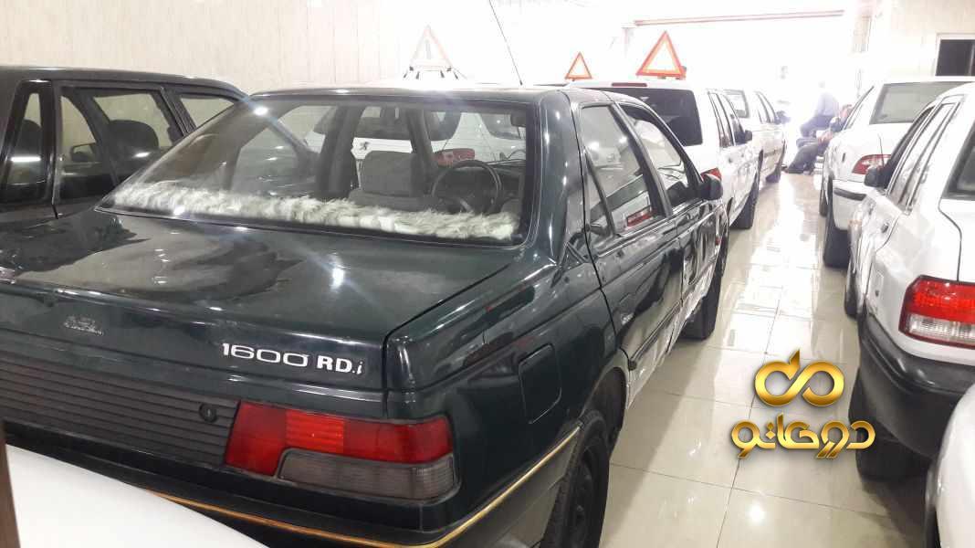 خرید خودرو  RDI در اصفهان