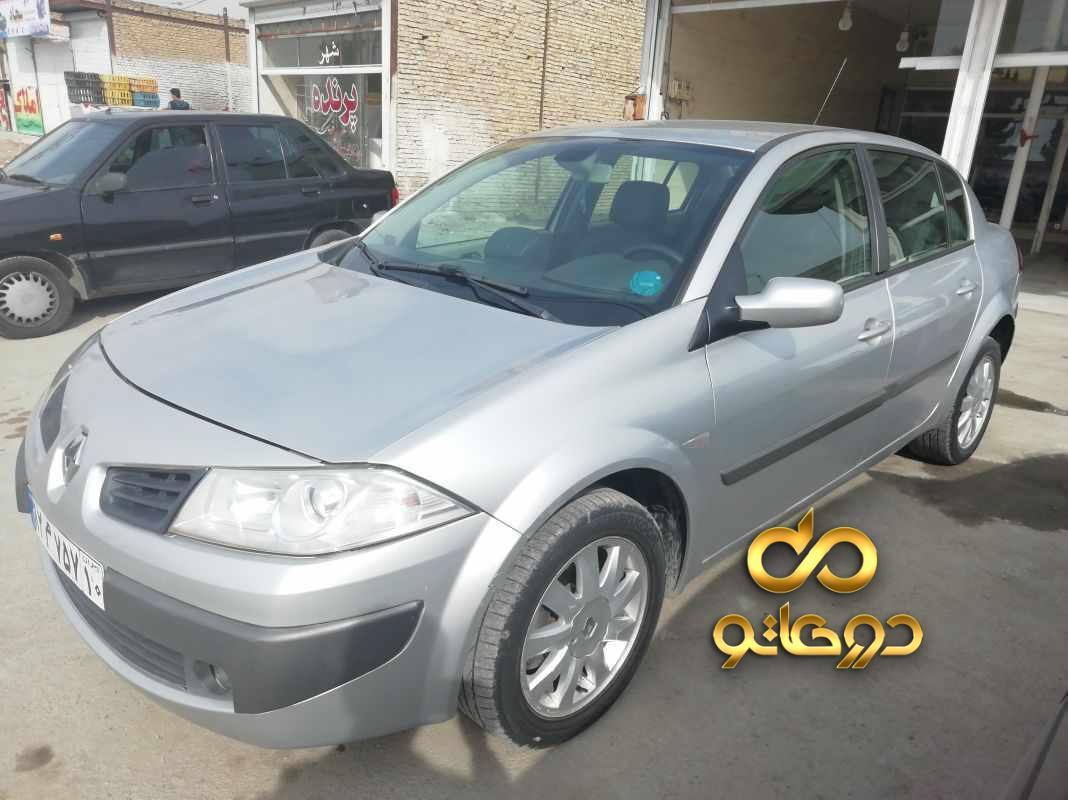 خرید خودرو رنو مگان وارداتی 2000 در تهران