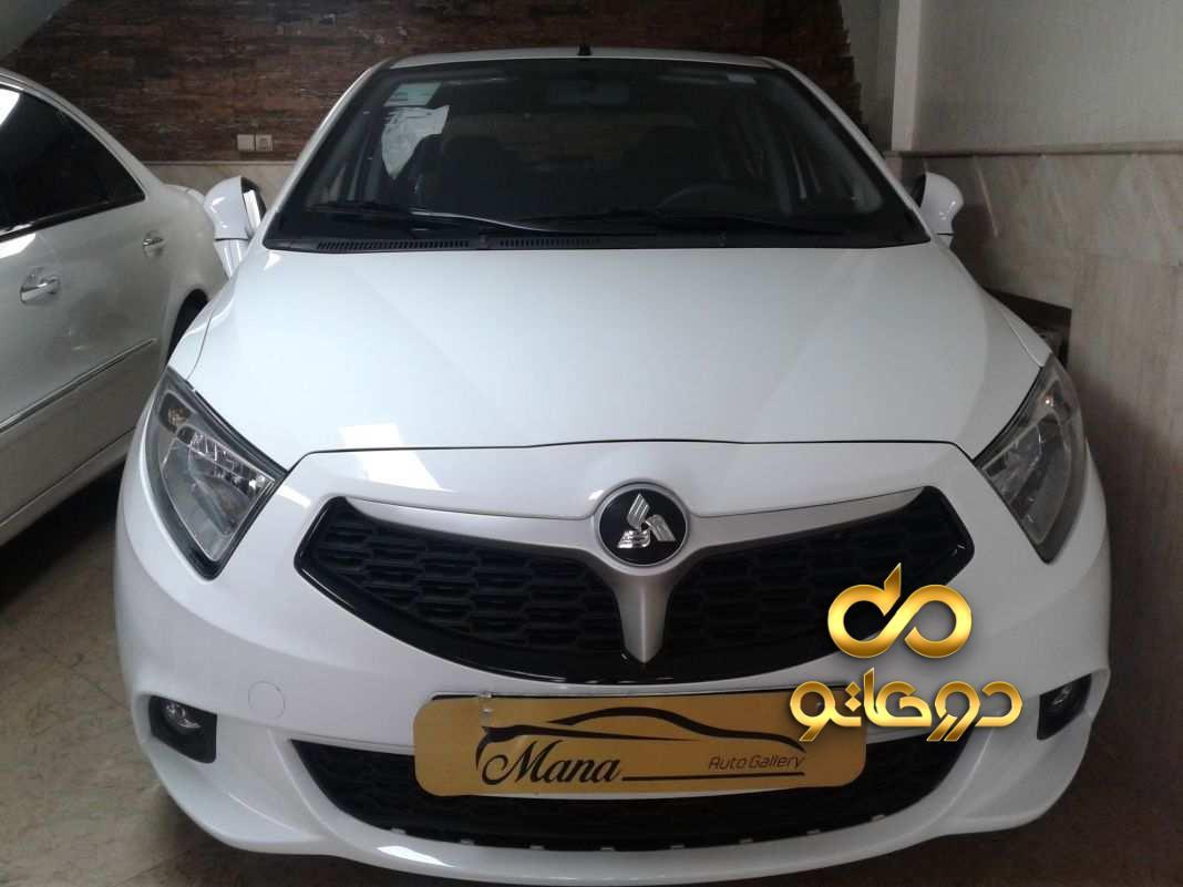 خرید خودرو برلیانس H230 اتوماتیک در تهران
