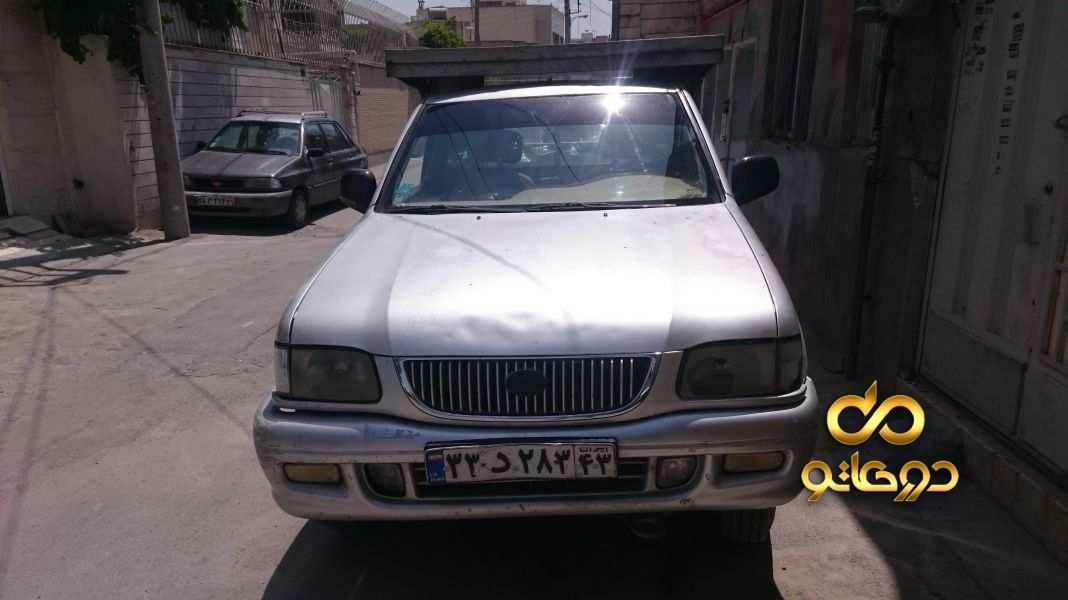 خرید خودرو وانت شوکا در اصفهان