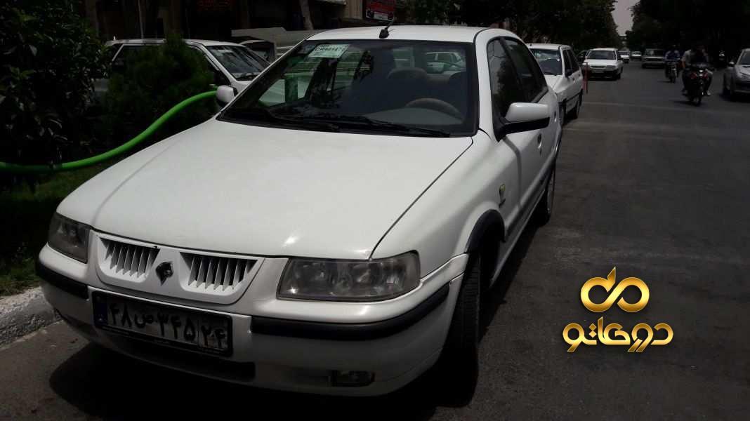 خرید خودرو سمند LX ساده در اصفهان