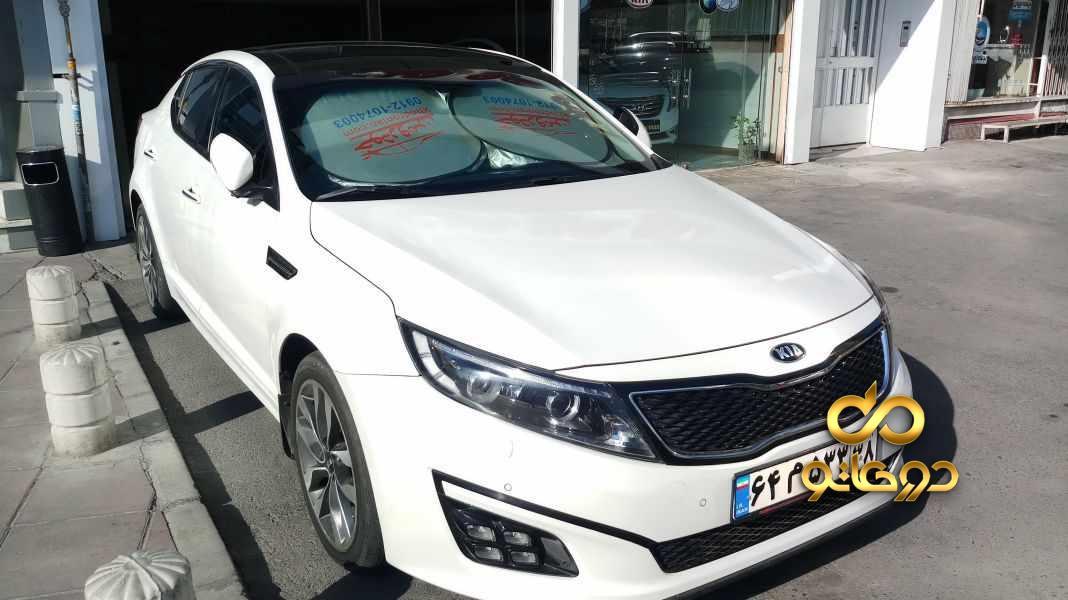 خرید خودرو  اپتیما ساده در البرز