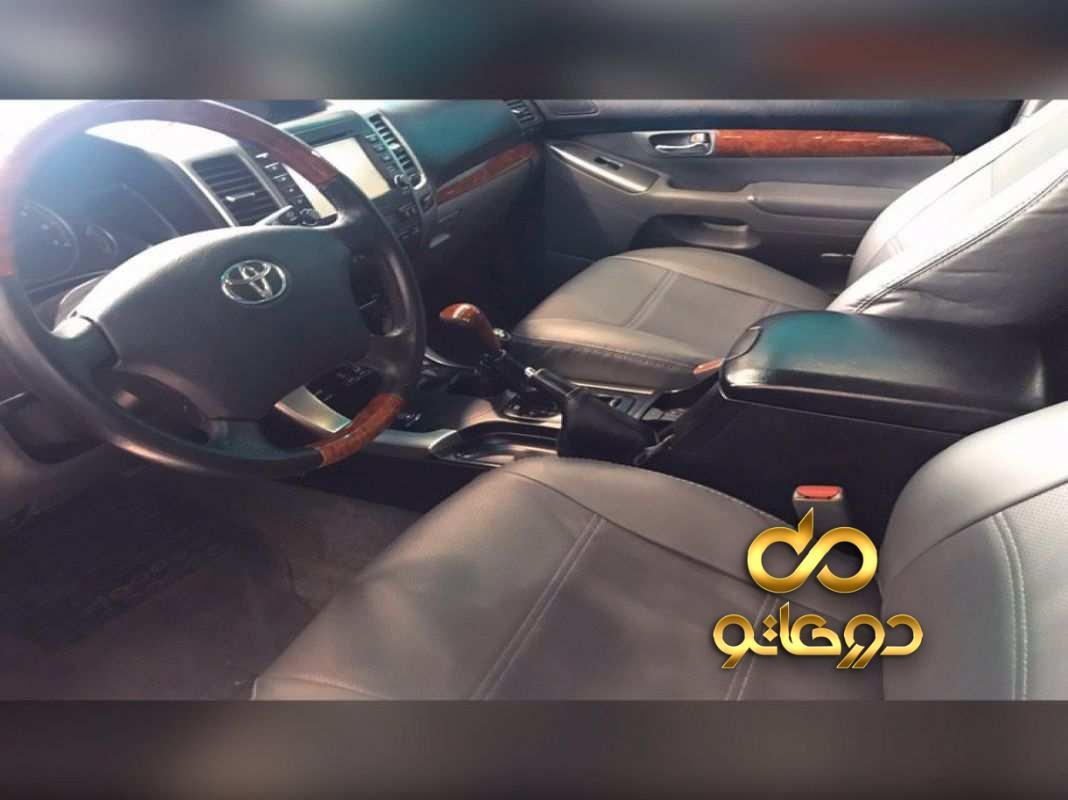 خرید خودرو  پرادو VX چهار در در تهران