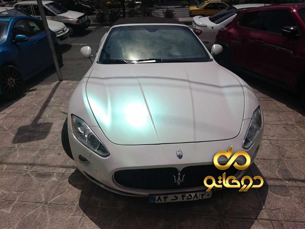 خرید خودرو مازراتی گرن کبریو S در البرز