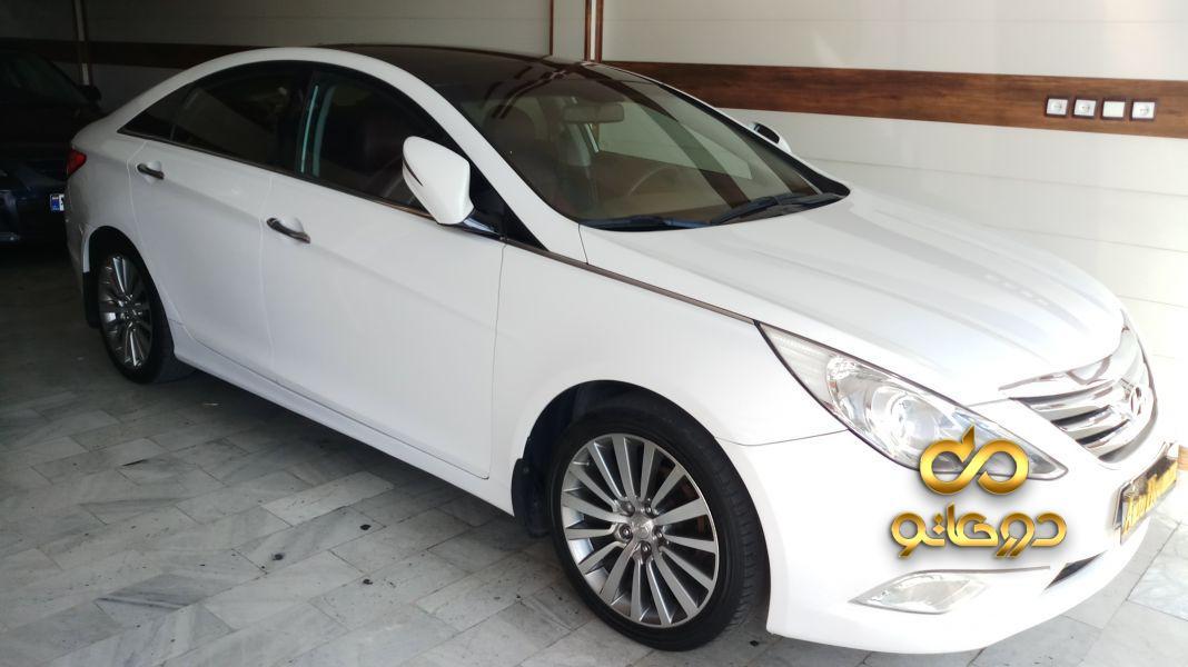 خرید خودرو هیوندای سوناتا YF در البرز