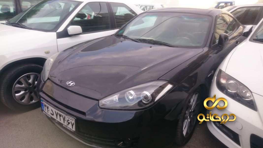 خرید خودرو  کوپه اتوماتیک در اصفهان