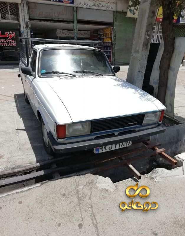 خرید خودرو  وانت پیکان دوگانه سوز در تهران