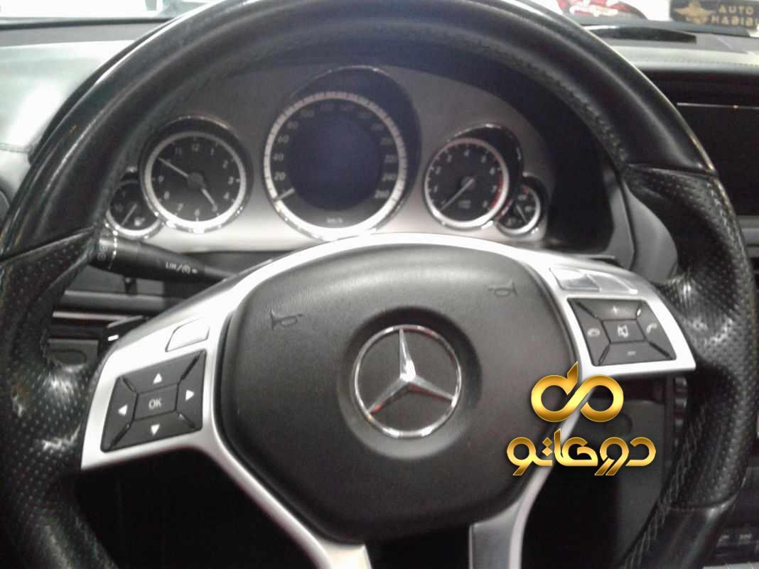 خرید خودرو  بنز E350 کروک در تهران
