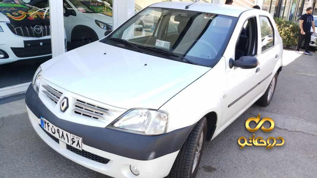 خرید خودرو  تندر 90 دنده ای E2 در البرز