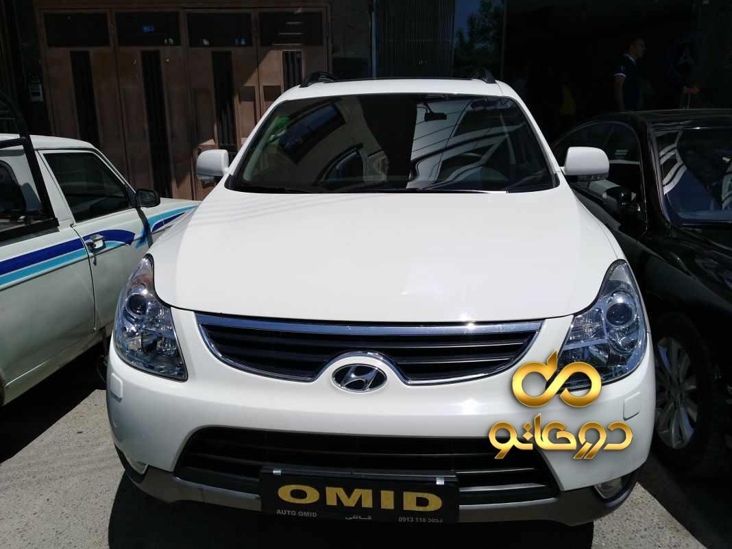 خرید خودرو هیوندای وراکروز ix 55 در اصفهان
