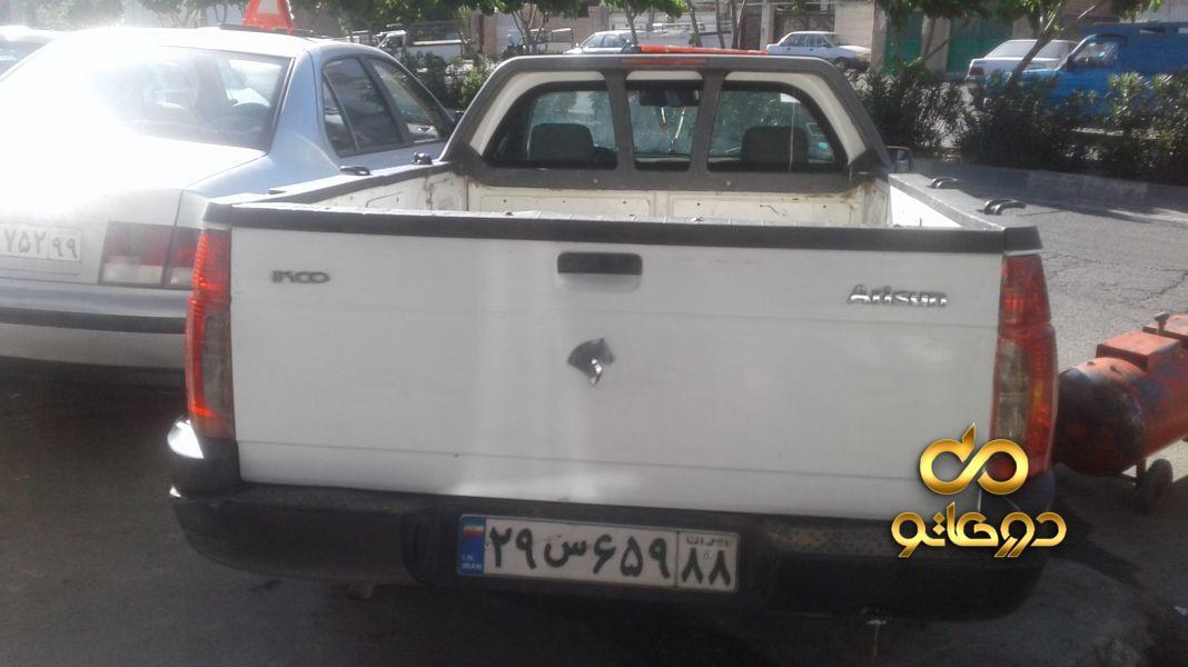 خرید خودرو  آریسان دوگانه سوز در تهران
