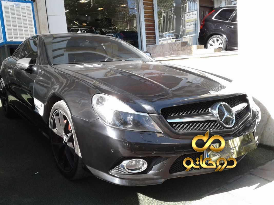 خرید خودرو بنز بنز SL500 در تهران