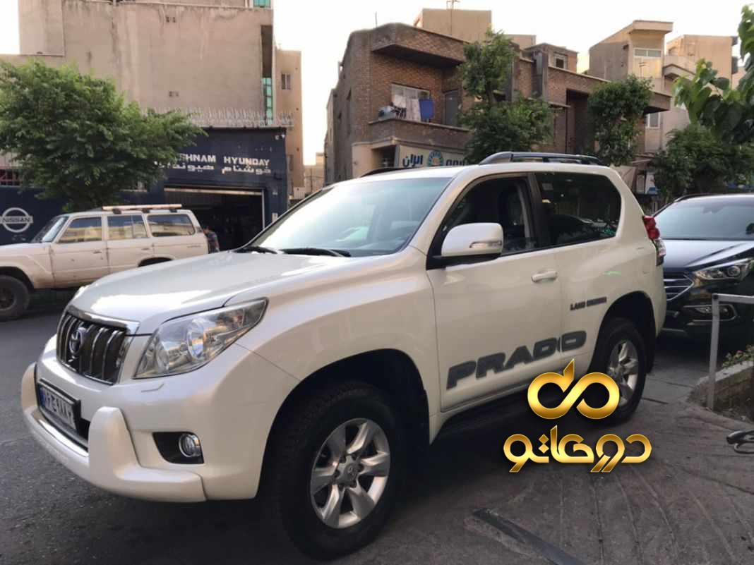 خرید خودرو تویوتا پرادو TXL دو در در تهران