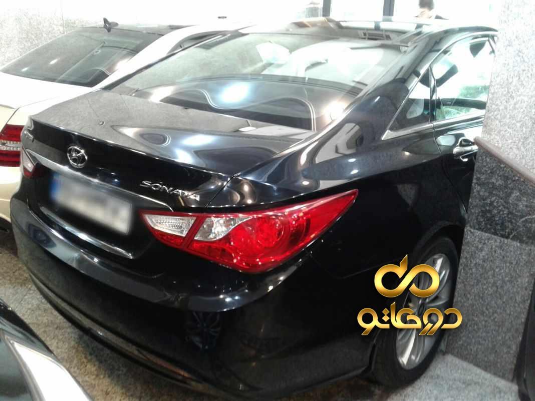 خرید خودرو  سوناتا YF در تهران